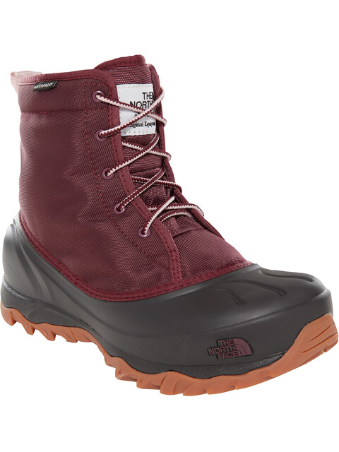 The North Face W's Tsumoru Boots Fig/Burnished Lilac